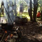 One day bushcraft course