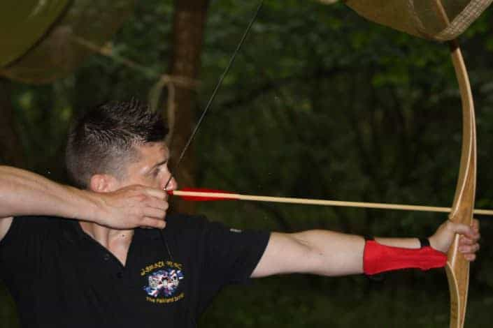 Deer and Archery Bushcraft day