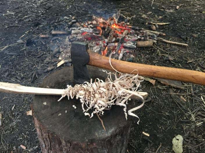 bushcraft axe