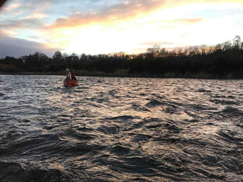 Foraging Scotland's rivers