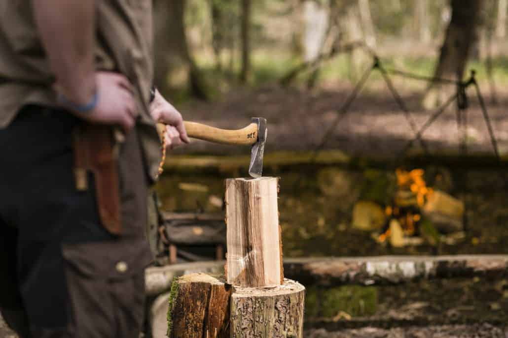Choosing a bushcraft axe