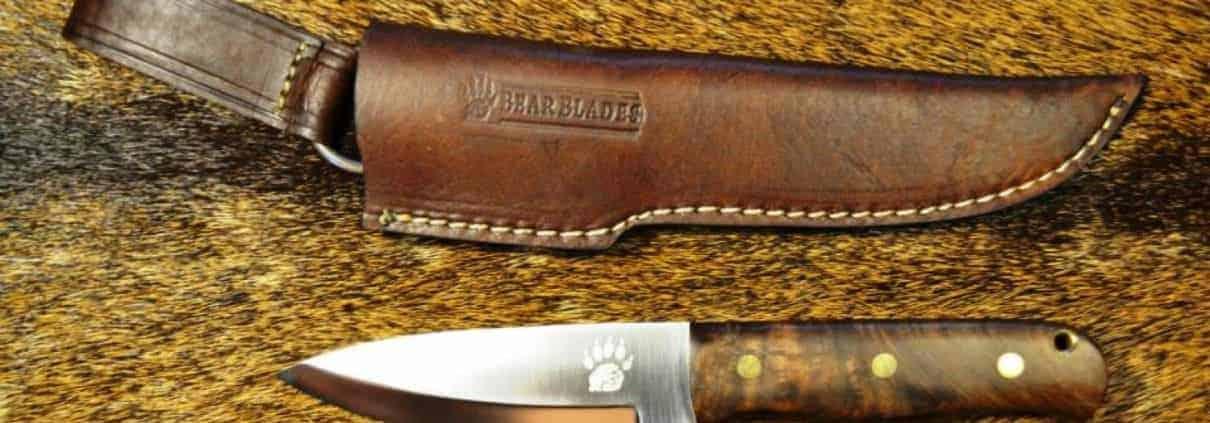 Knife skills for bushcraft