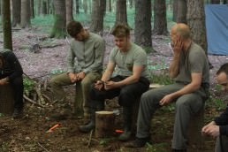 One day bushcraft course