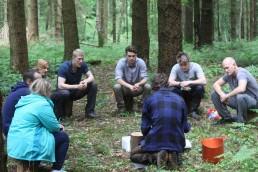 Weekend bushcraft course