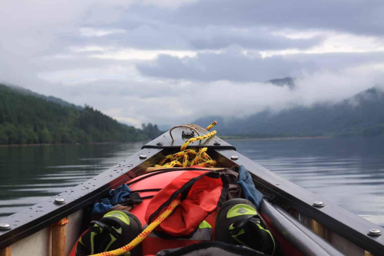 canoe bushcraft
