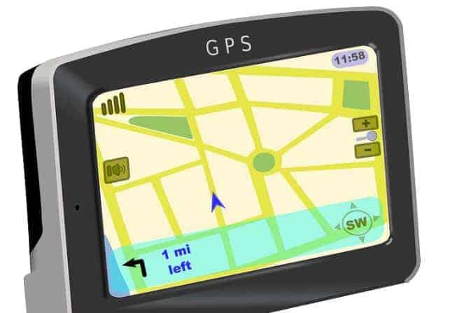 Gadgets GPS