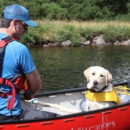 River Spey Canoe Trip