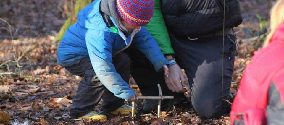 Bushcraft for schools programmes from Wildway Bushcraft