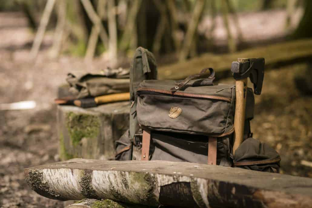 Intermediate bushcraft course