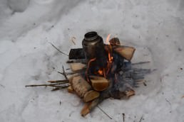Making the most of your stove in winter