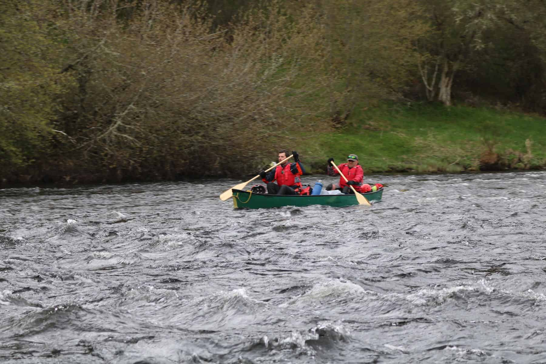 Join our river Spey trip