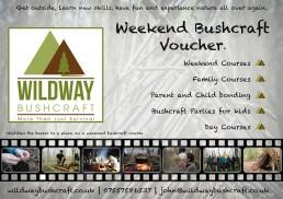 Bushcraft Gift Voucher